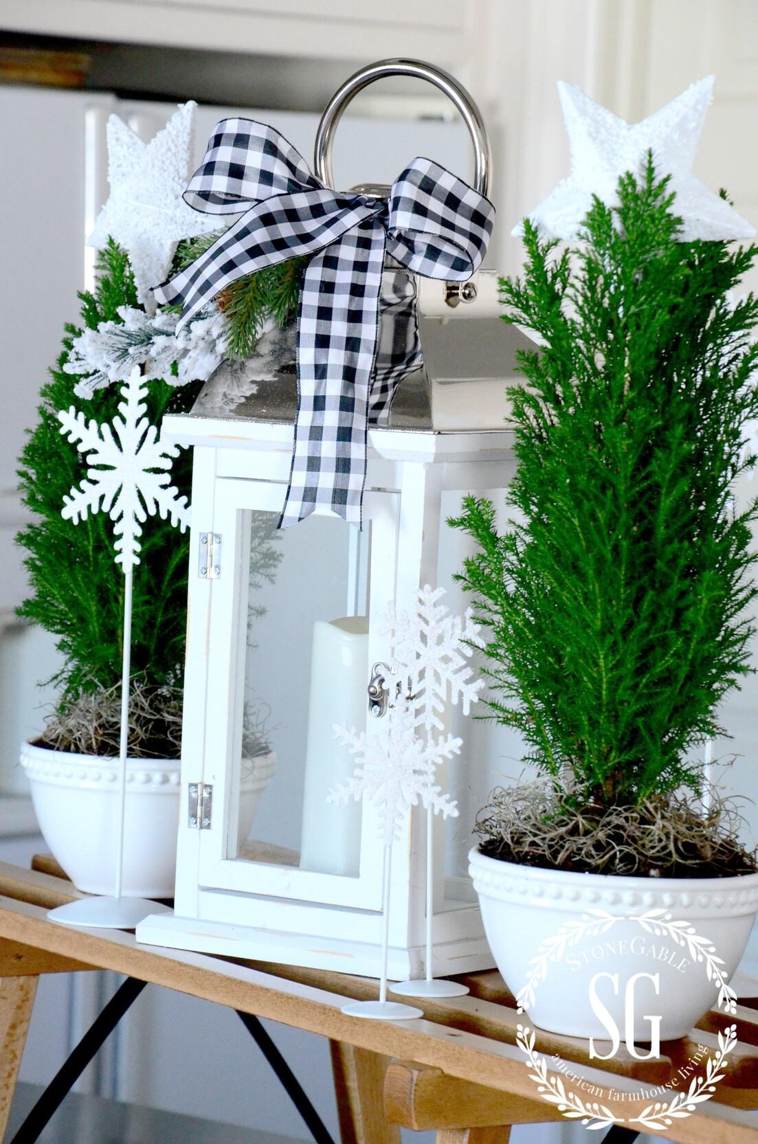 6 Creative Ways To Use Christmas Greens Stonegable