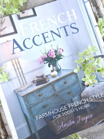 FRENCH ACCENTS AND A GIVEAWAY