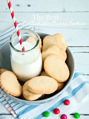 THE BEST SCOTTISH SHORTBREAD COOKIES