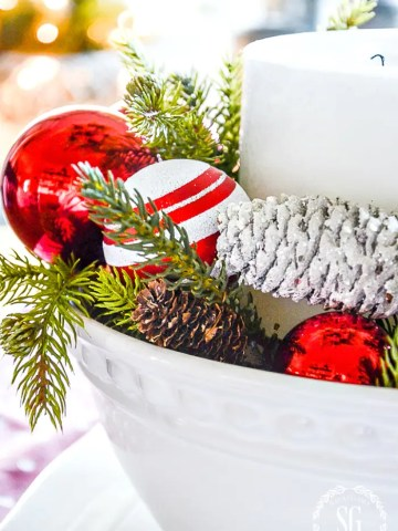 CAN I DECORATE YOUR HOME FOR CHRISTMAS?