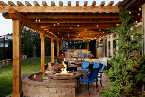 create a perfect outdoor living space