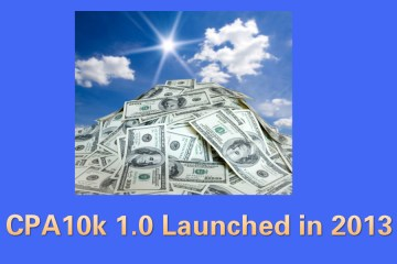 CPA 10K 9.0 Review – GET A LOT OF BONUSES FROM THE VENDORS : A New Methods With Simple Step BY Step Guide To Make You Become An CPA Expert In Less Than 3 Days, Even If You Are The Most Novice