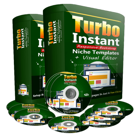 Turbo Instant Niche Templates Review - HIGH QUALITY SOFTWARE BUSINESS: Red Hot in Demand Software that You Can Resell at 100% profits NO Coding Experience