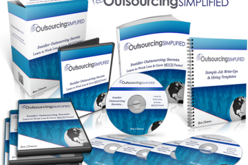 Outsourcing Simplified v2.0 Full Course Review - A SINGLE IDEA: COMPLETE Course on Finding, Hiring, Training, and Fully Automating Outsource Workers to Catapult Your Online Efforts