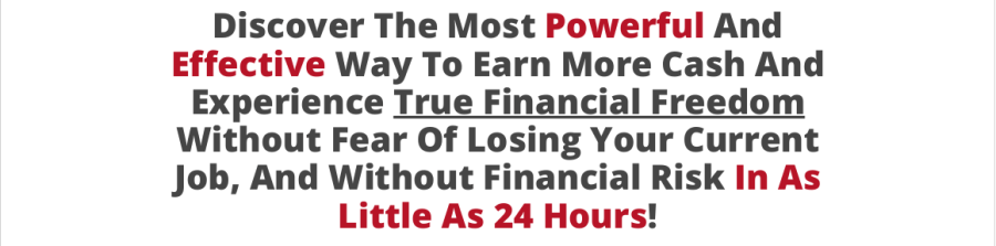 Make Money With Email Review – GET TWO ADDITIONAL 'FAST ACTION' SUPER BONUSES : Discover The Most Powerful And Effective Way To Earn More Cash And Experience True Financial Freedom Without Fear Of Losing Your Current Job And Without Financial Risk In As Little As 24 Hours
