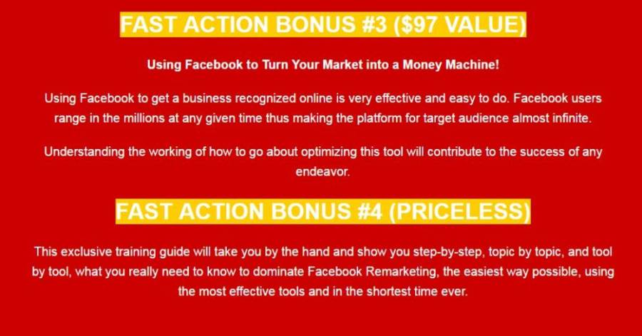 FB Auto Review – GET 'FAST ACTION' EXTRA BONUSES : The Ultimate Way That Discovers How This Facebook Software Can Bring You Traffic, Leads, And Also Sales On Complete Autopilot To Automate Your Entire Facebook Marketing Efforts