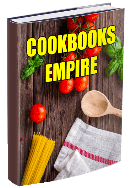 Cookbooks Empire Review – IS IT SCAM OR LEGIT? : Discover How To Create Superb Cookbooks From Zero, Revealing 10 Secret Sub-Genres That Will Turn Your Books Into A Success