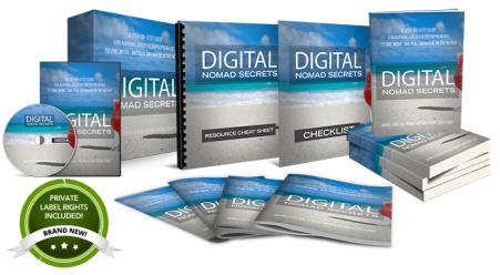 Digital Nomad Secrets - Done-For-You PLR