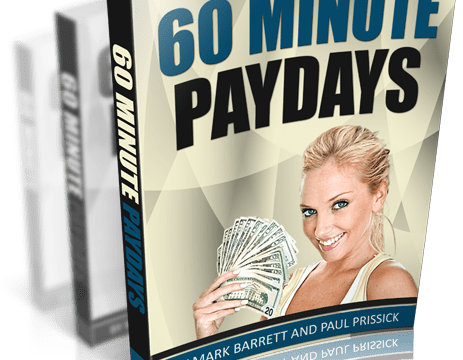 [SCAM OR WORTHY?] 60 Minute Paydays By Mark Barret and Paul Prissick Review : Newbie-Friendly, 'Copy And Paste' System That Shows You Exactly How To Make $6,162, Or More, Per Month