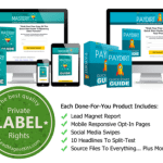 [PLR] Digital Business Lead Magnet Kit Review – SHOULD YOU GET IT? : Grab Full Private Label Rights To Four Done-For-You Lead Magnet Kits You Can Resell Or Use To Finally Start Building A Big Email List