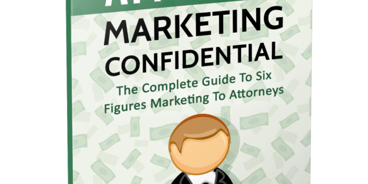 [DON'T MISS IT OUT!] Attorney Marketing Confidential By Jim Mack And Jack Hopman Review : A Best System That Allows Everyone To Provide Lawyers With Good Leads And Get Paid Handsomely To Do It