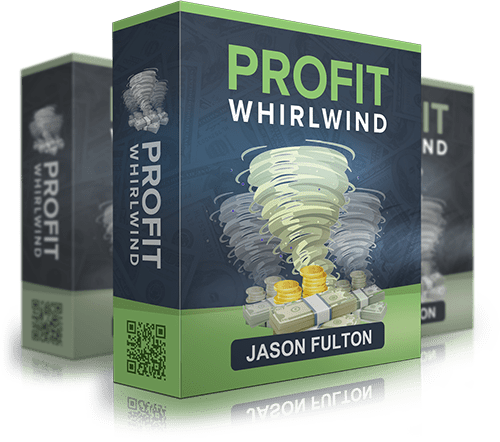 [GET MONEY-MAKING BONUSES FOR FREE!] Profit Whirlwind By Jason Fulton Review : An Over-The-Shoulder Case Study On Making $300/Day