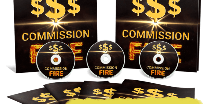[SHOULD YOU GRAB IT?] PLRXtreme: Commission Fire By Musemancer – Edmund Loh Review : Get Your Own High Quality, In-Demand Affiliate Training Product And Resell For 100% Profits With No Product Creation Hassles, No Copywriting