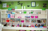 Playroom Storage Ideas - Organize Your Children's Playroom