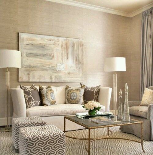 Monochromatic Interior Design Color Schemes