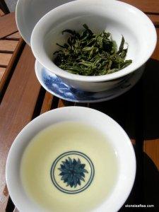 Bi Luo Chung Spring Tea 2011.