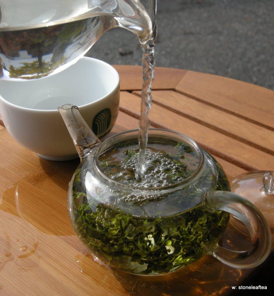 How to make loose leaf tea | Stone Leaf Tea