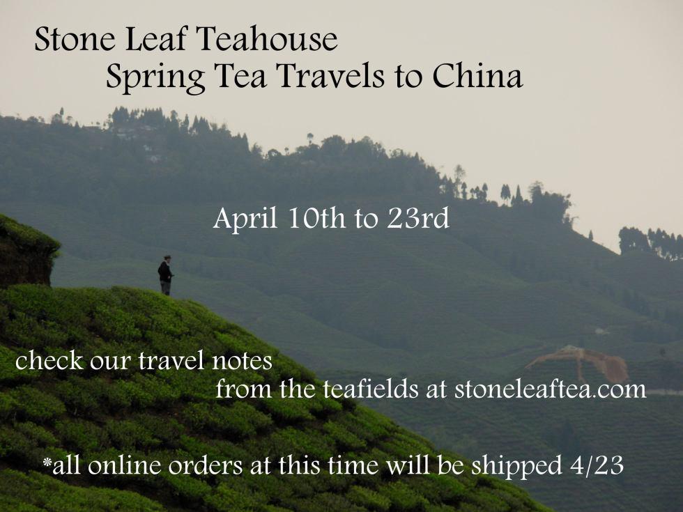 StoneLeafTeahouseSpring2015TeaTravelsAnnouncement