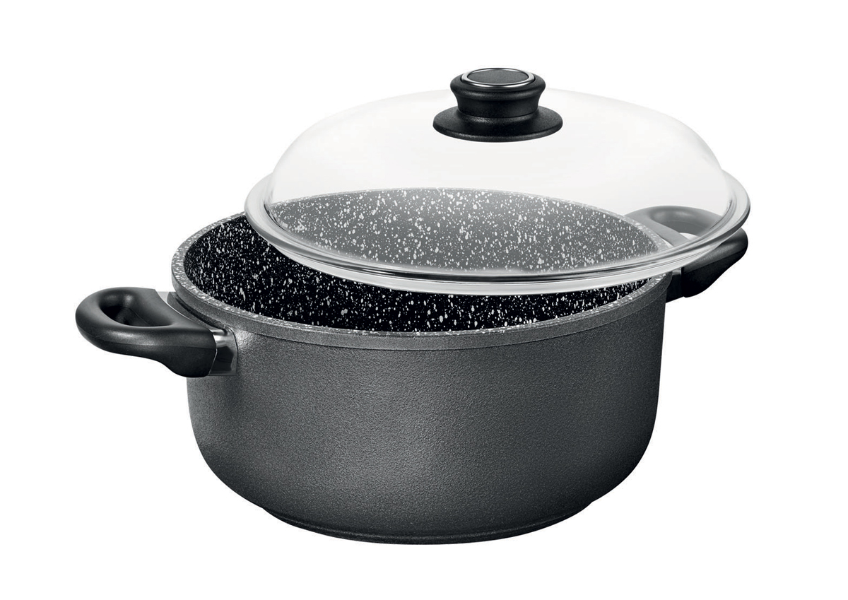 STONELINE Made in Germany cooking pot 24 cm  STONELINE