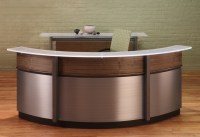Circular Reception Desk | Modern Reception Desks ...