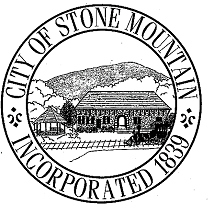 Welcome to City of Stone Mountain, GA