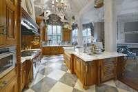 Elegant Traditional Kitchen  Stone of London