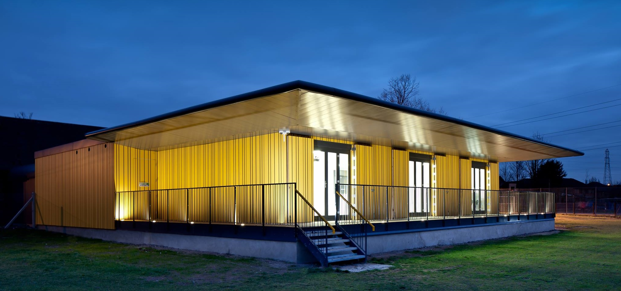 Stone Pavilion in Greenhithe Dartford provides hall hire