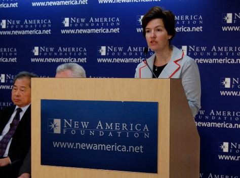 Susan Glasser Politico New America Foundation