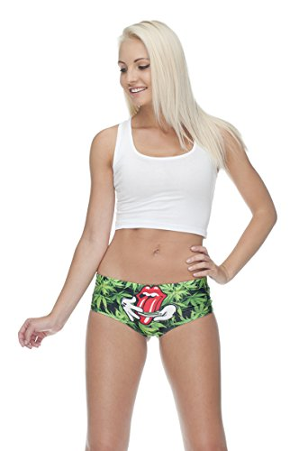 PantyHoes Weed Underwear