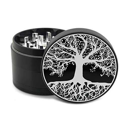 Tree of Life Weed Grinder