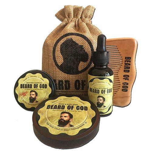 Hemp Cannabis Sativa Beard Oil