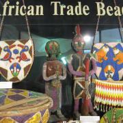 African Trade Bead display 005