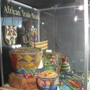 African Trade Bead display 015
