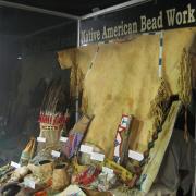 Indian Bead Display #1 005