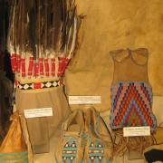 Indian Bead Display #1 007