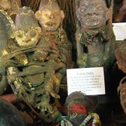Ivory Coast Artifacts 058