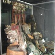 Ivory Coast Artifacts 061
