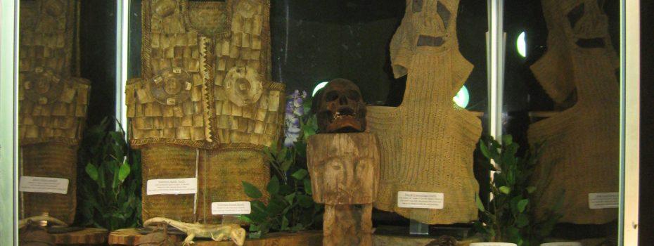 Pacific Island Headhunters