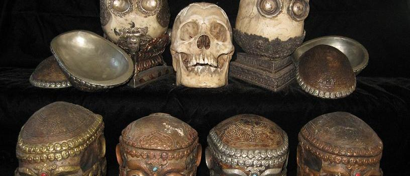 Ritual Relics from Tibet