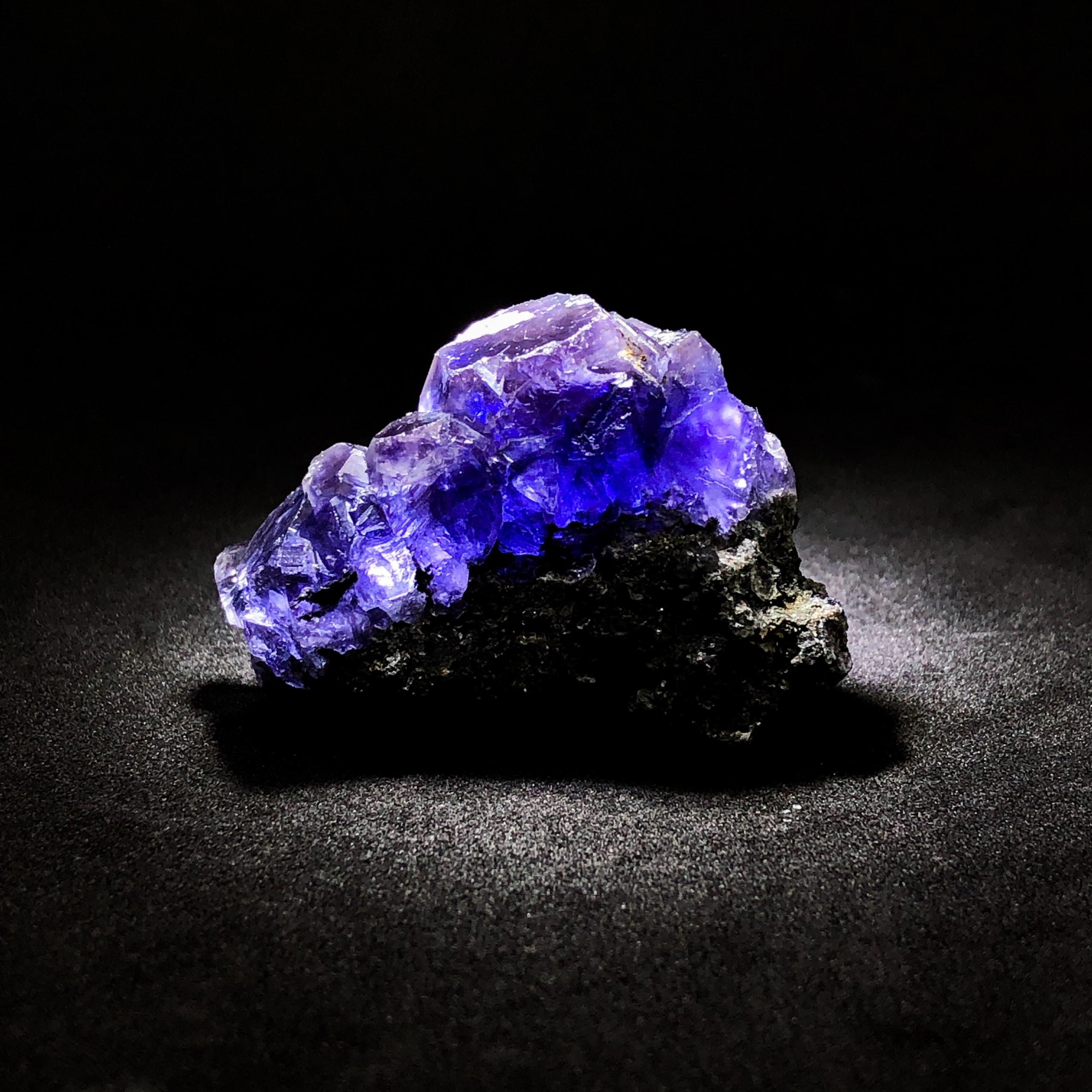Blue/Purple Fluorite