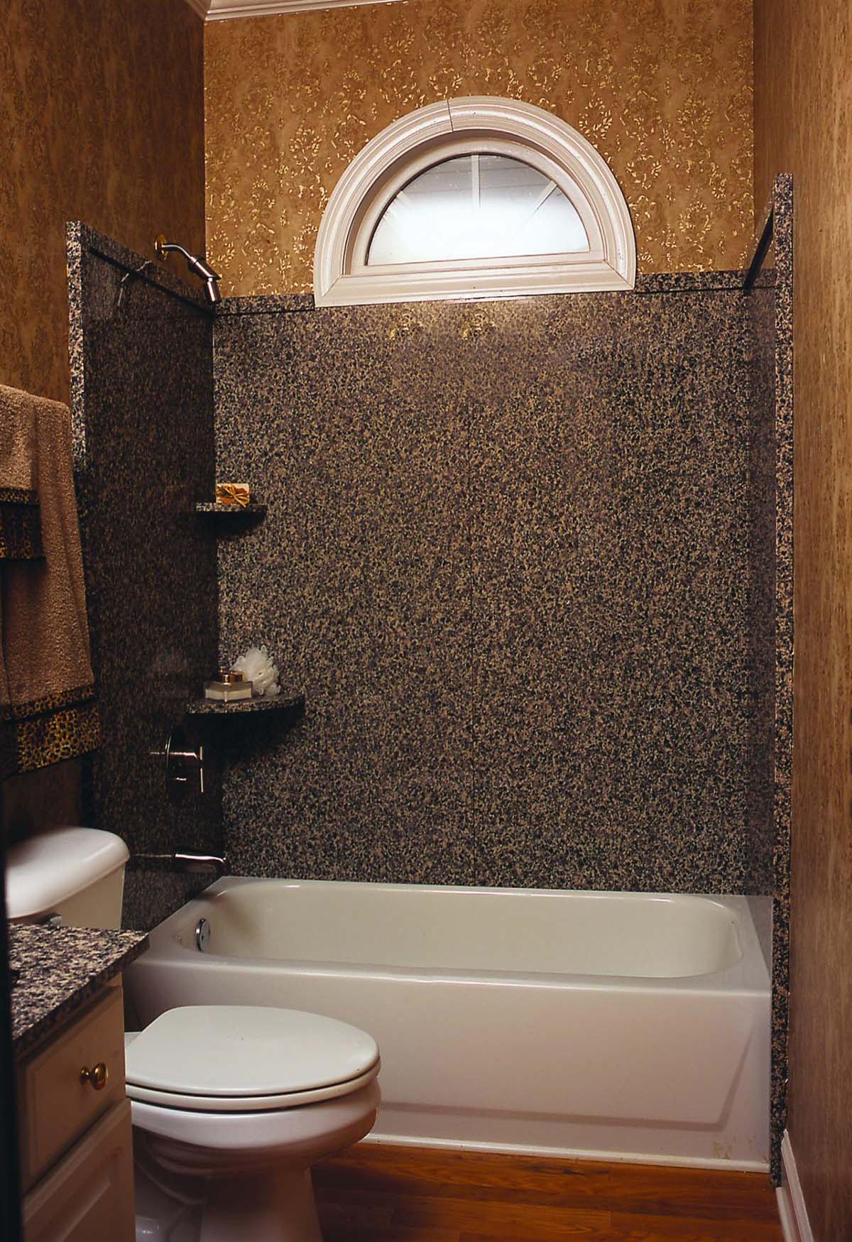 thin stone panels shower surrounds