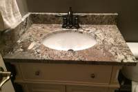 Custom Bathroom Countertops Available in Indianapolis IN