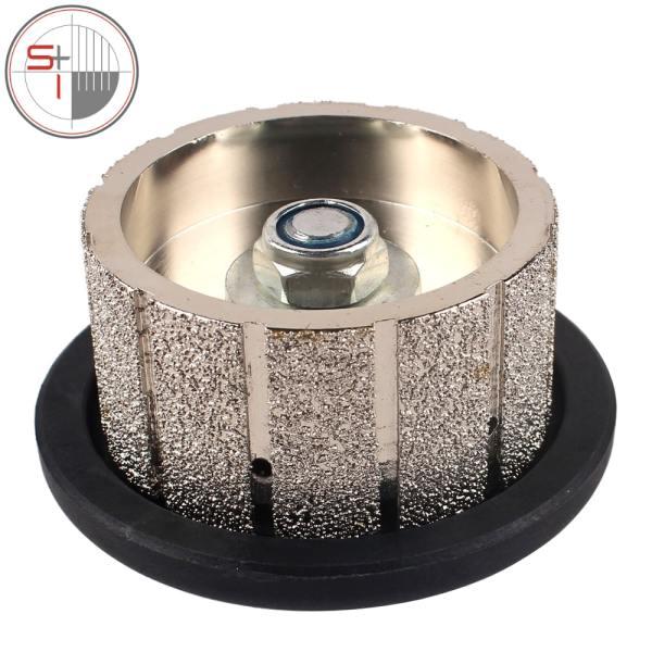 "Diamond Hand Profile Wheels 5/8-11"" For Angle Grinder"