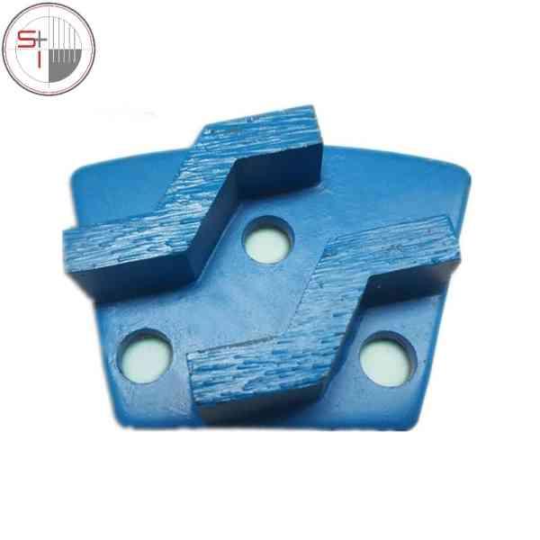 Floor Disc for Diamatic Blastrac Grinder | 12 Pcs