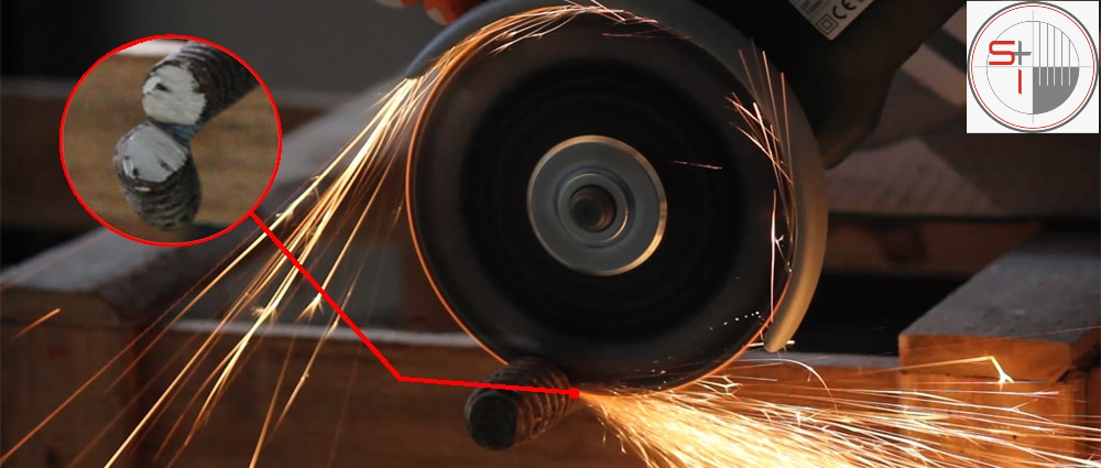 Raizi 100/115/125 mm metal cutting disc saw blade for angle grinder steel stainless steel Aluminum diamond metal disc