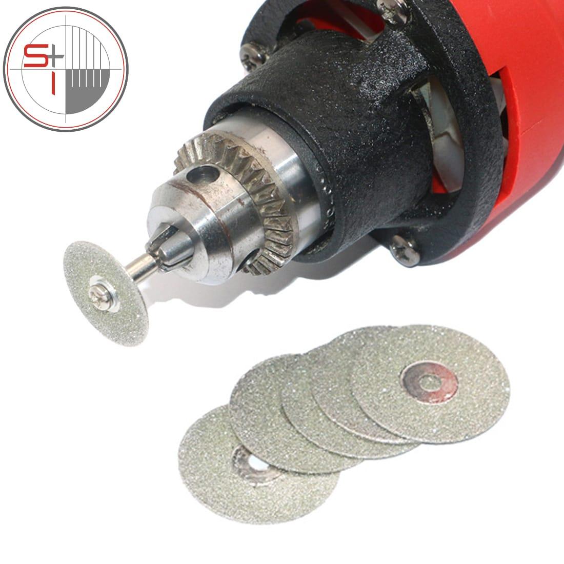 Diamond Cutting Discs & Drill Bit