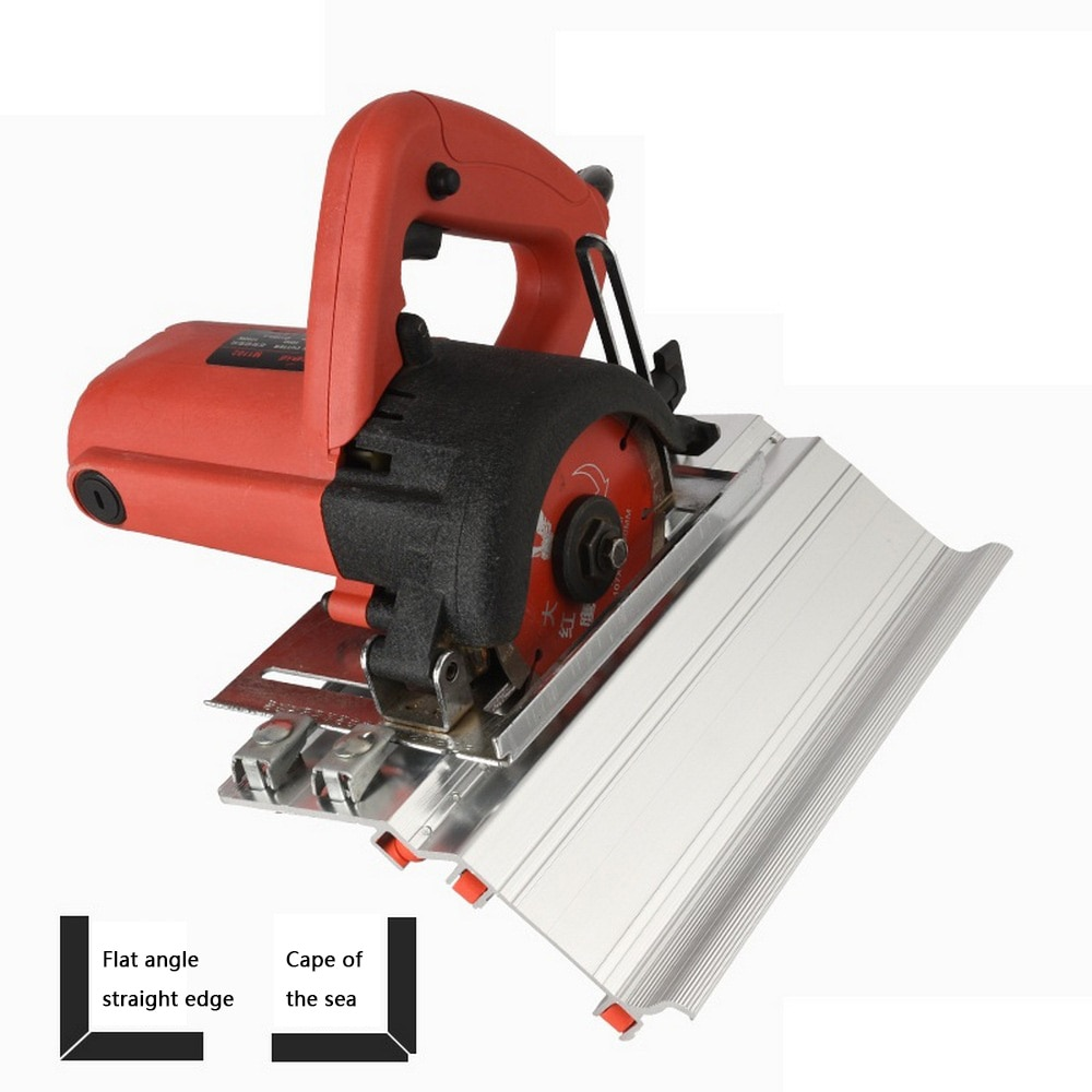 Tiling 45 Degree Angle Cutting Machine Support Mount Ceramic Tile Cutter Seat For Stone Building Tool Corner Cutting Machine