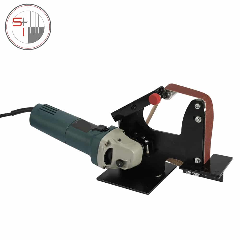 Multifunctional Angle Grinder Sanding Belt Grinding Polishing Machine