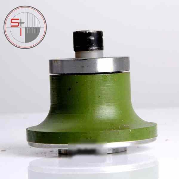shape A diamond profiling wheel grinding machine