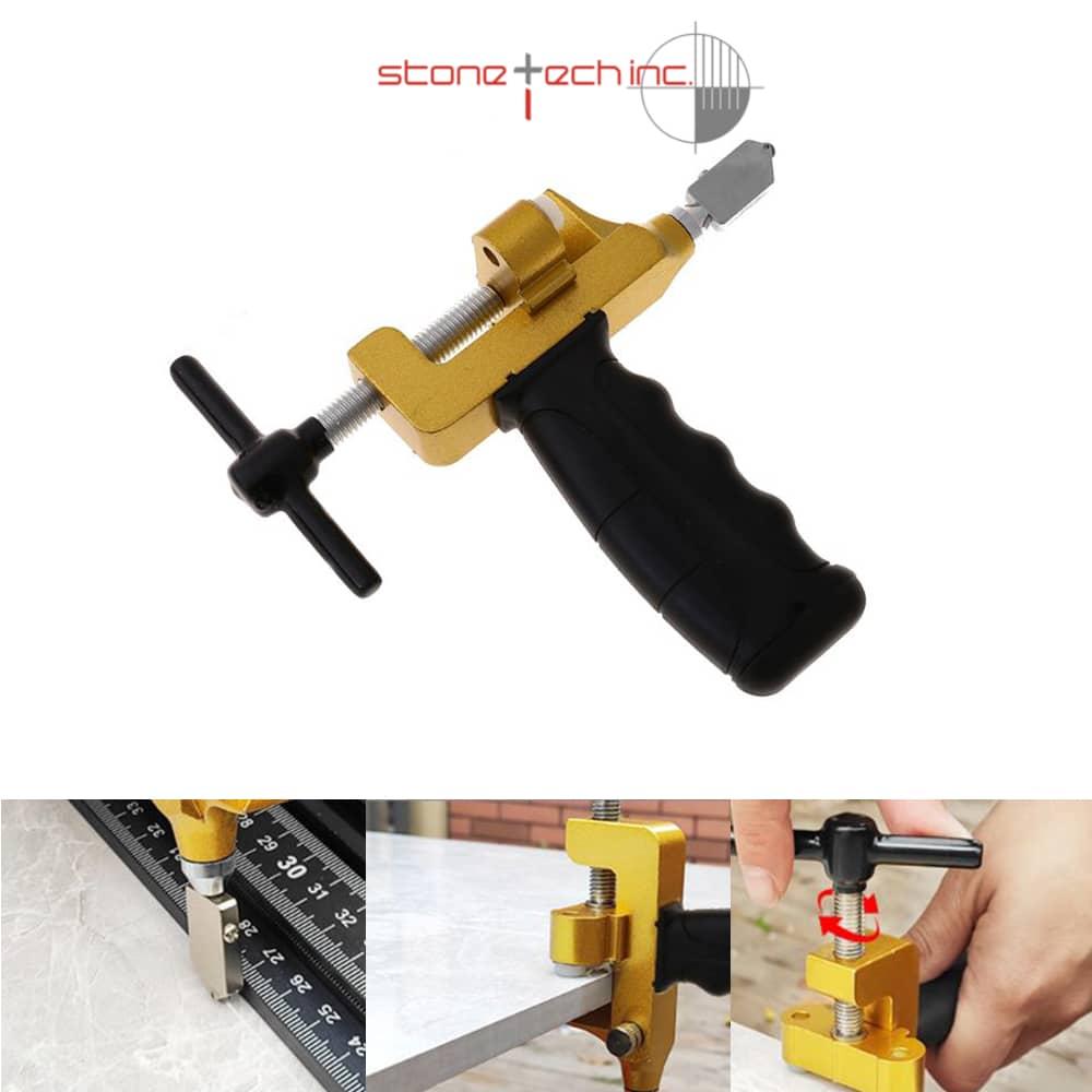 Tile Glass Cutting Tool Cermic Glass Cutter Machine Cutting Hand Tools